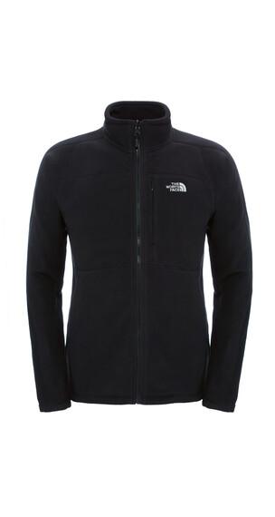 """The North Face M's 200 Shadow Full Zip Fleece Jacket Tnf Black"""